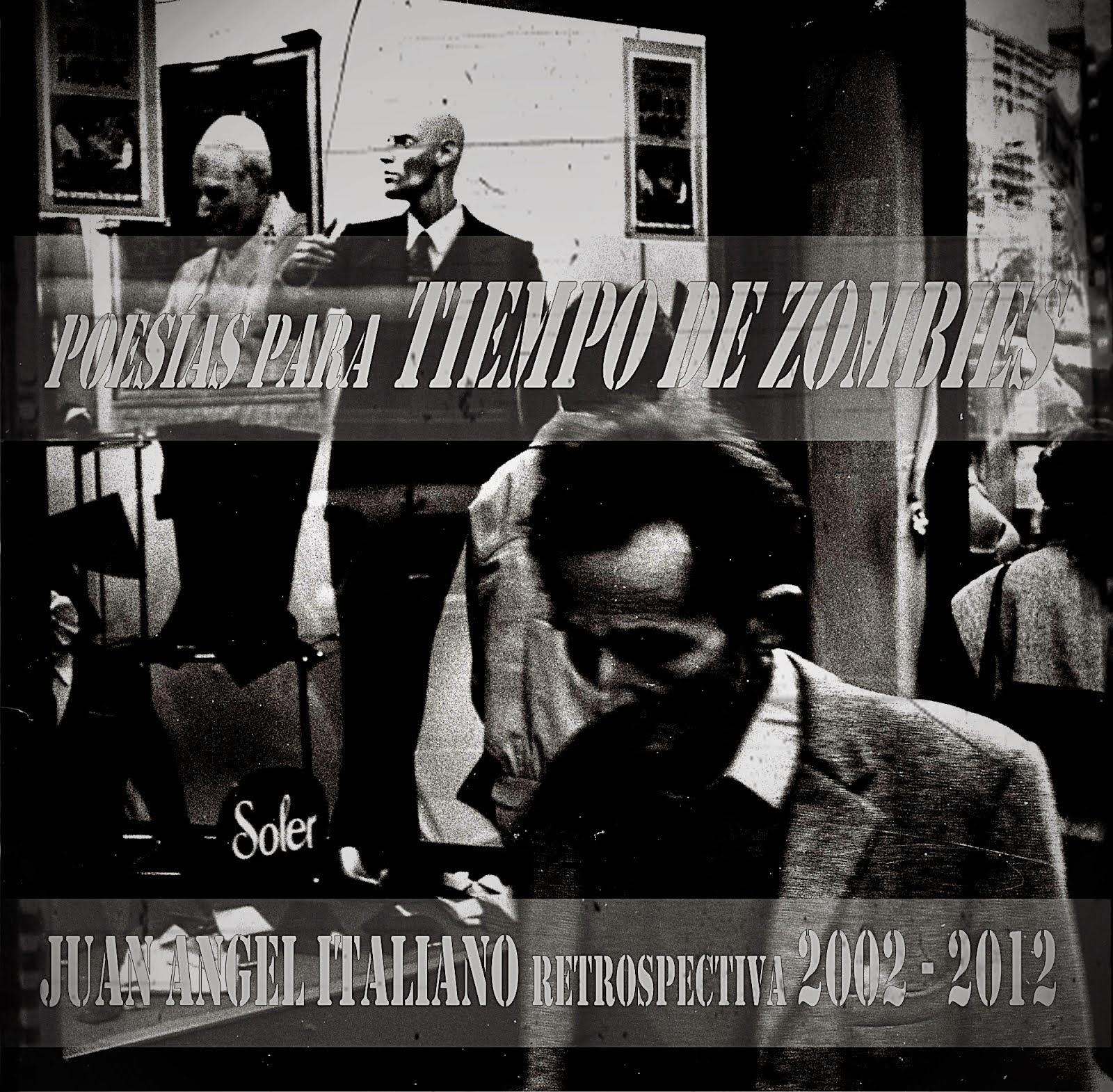 2012 - Poesías para tiempo de zombies