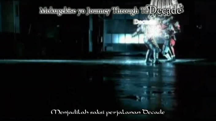 ... PV] Gackt - Journey Through The Decade