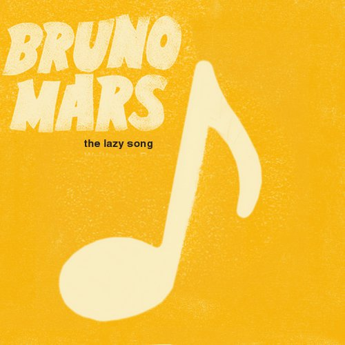 Download lagu Mp3 Bruno Mars - The Lazy Song - Download