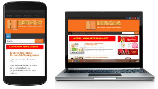 Karektor Warna Popularkan Blog