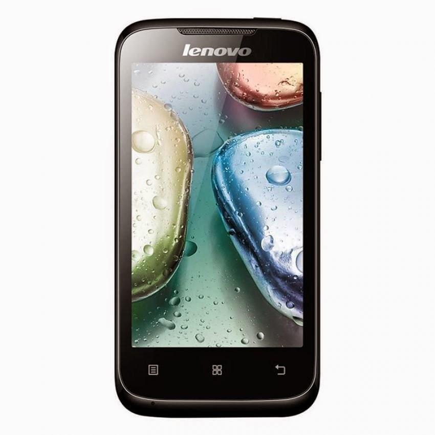 """Harga Dan Spesifikasi Lenovo A269i Dual-SIM Terbaru, Dengan Ukuran Layar 3.5"""" Inch"""