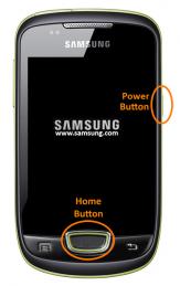 Cara Flashing, Upgrade atau Update Firmware Samsung Galaxy Mini