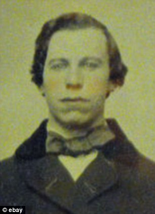 A photo of John Travolta in 1860 : A photo of Nicolas Cage in 1870 :