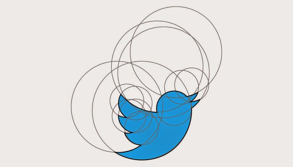 twitter Logo Process
