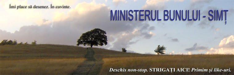 Ministerul Bunului-Simt