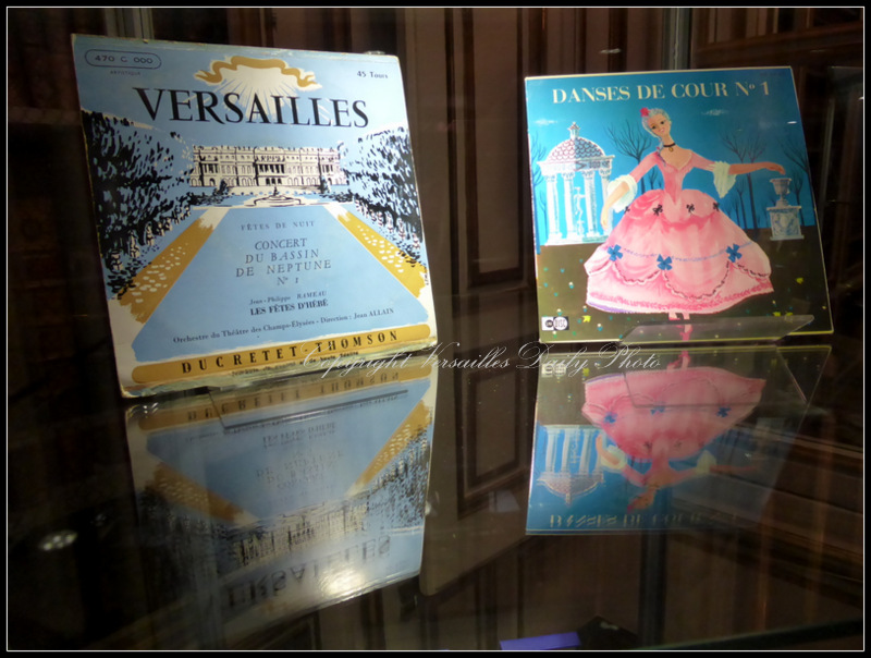 Expo Rameau Versailles 45 tours
