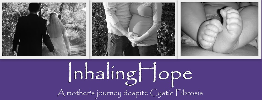 Inhaling Hope