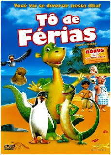Download - Tô de Férias DVDRip - AVI - Dual Áudio