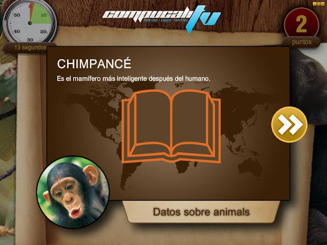 Captura Animal Planet Land Edition Juego para PC