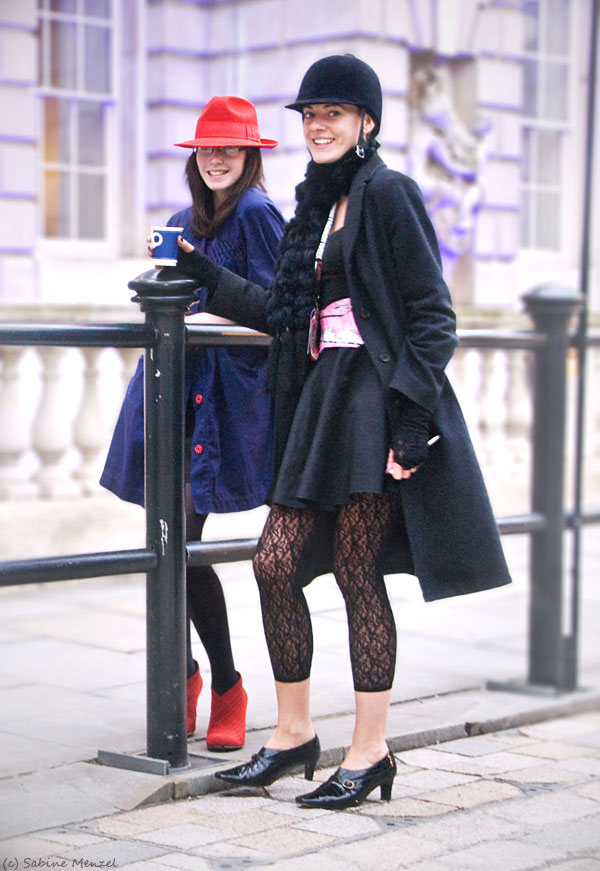 Psynopsis Streetstyle London Dee Morrissey Riding Hat and Pachacuti Hat