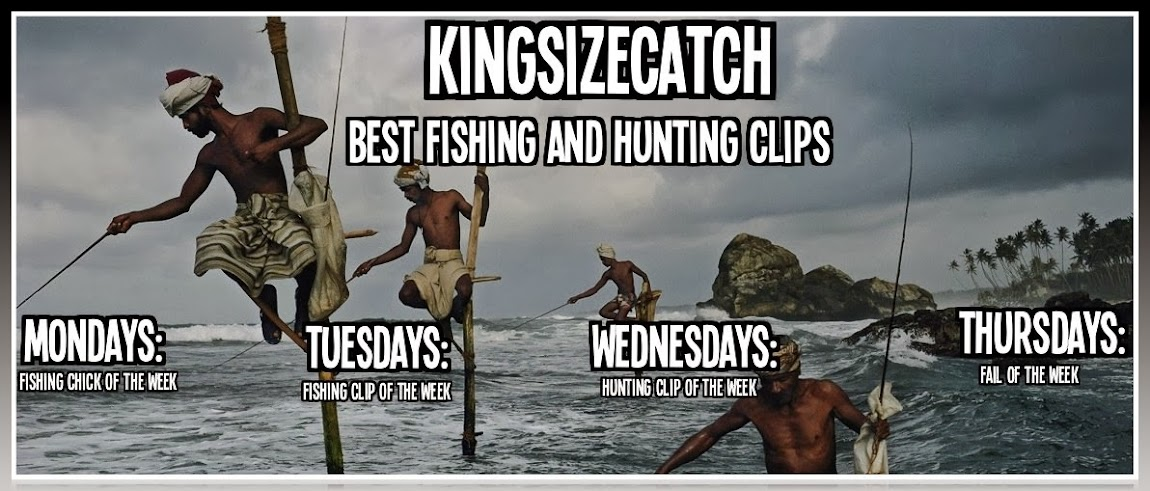 KING SIZE CATCH OUTDOORS