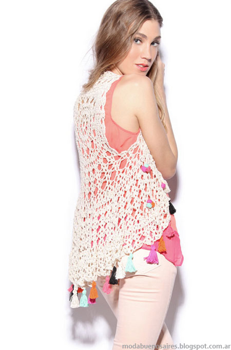 Moda verano 2013: Agostina Bianchi moda 2013