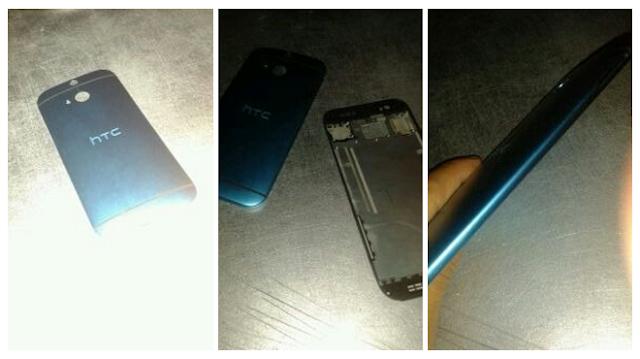 HTC M8 back panel