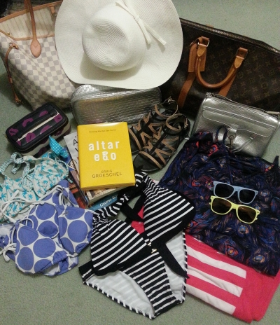 Away From the Blue Blog what to pack for a spring long weekend