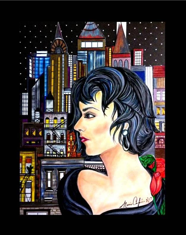 Lady in N.Y. ®