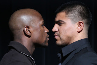 Mayweather vs Ortiz: First Nevada Drug Tests Clean for Both Fighters