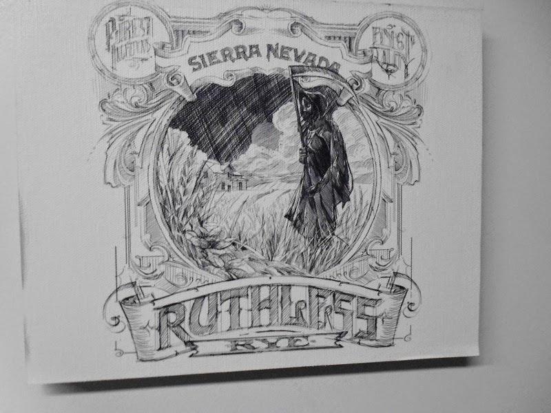 Ruthless Rye sketch