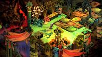 Bastion - zdjęcie z kolorowej gry RPG