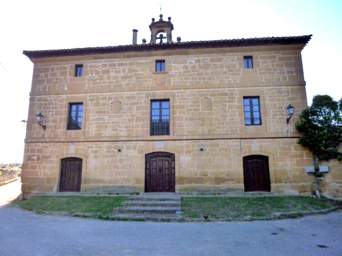 Casas solariegas en la rioja 352 cihuri la casa del - Casas prefabricadas la rioja ...