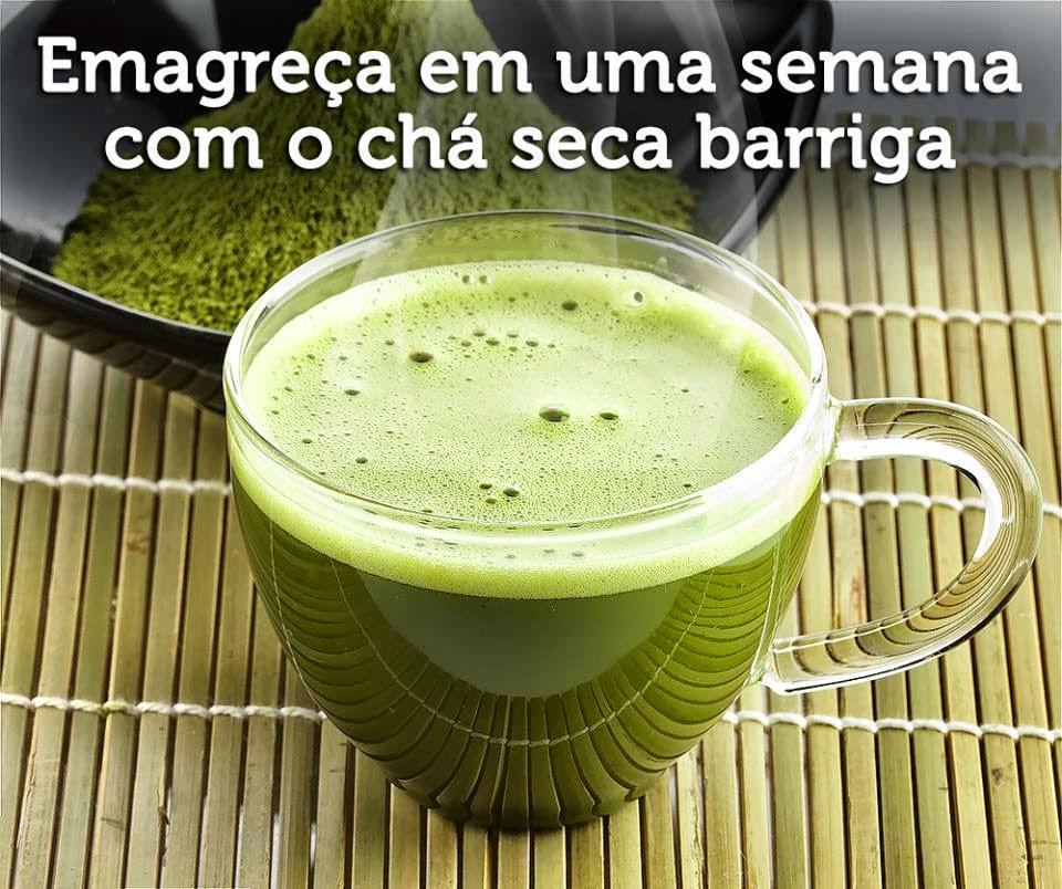 """Novo chá """"seca barriga"""" ajuda a se livrar de até 6kg, queimar 25% mais gordura da barriga e combater a celulite"""
