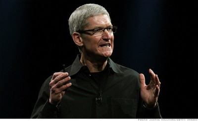 CEO Apple Motivasikan Karyawan Lewat Video