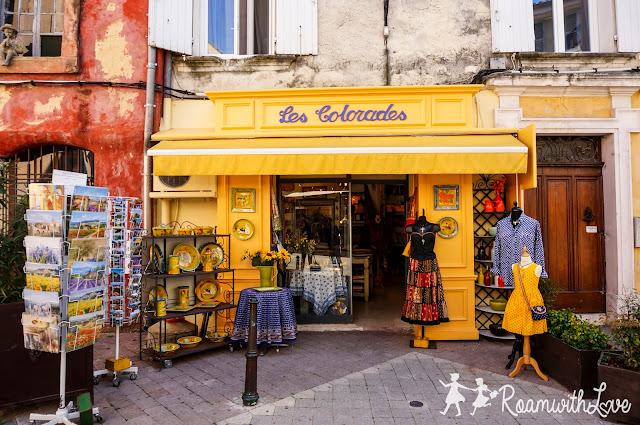 L'Isle Sur La Sorgue, Provence, Honeymoon, ฝรั่งเศส, ทริป, review, ฮันนีมูน กังหัน,ปิกนิก