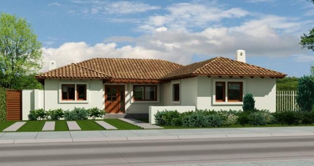 Fachadas de casas fachadas de casas residenciales modernas Disenos de fachadas de casas de una planta