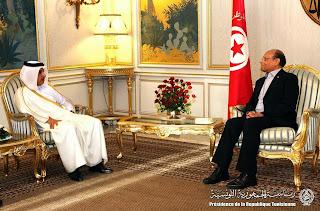 وطني المرزوقي يلتقي وزير المالية القطري ووديعة بقيمة مليون$ 2.jpg
