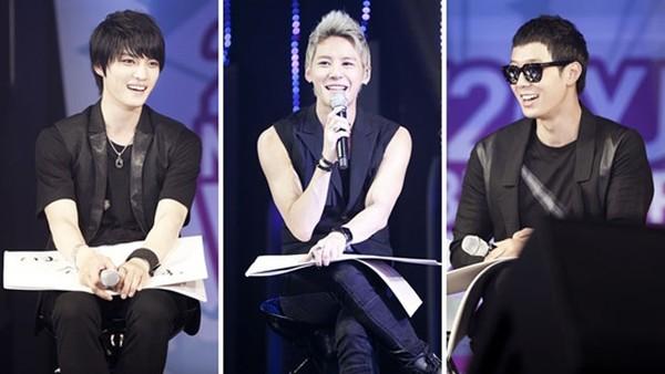 3 cách JYJ vô hiệu hóa ''cấm vận'' ở showbiz Hàn 1