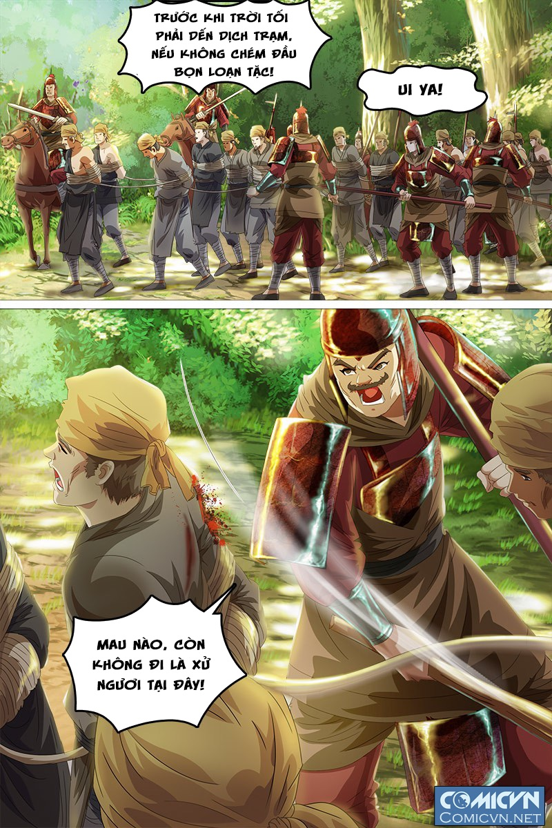 Tây Du Tầm Sư Phục Ma Lục Chap 33 - Next Chap 34