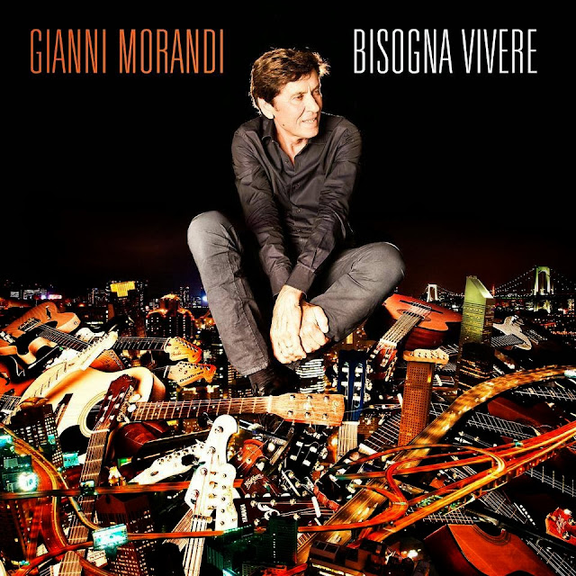 Gianni Morandi - Bisogna Vivere - copertina tracklist testi video download