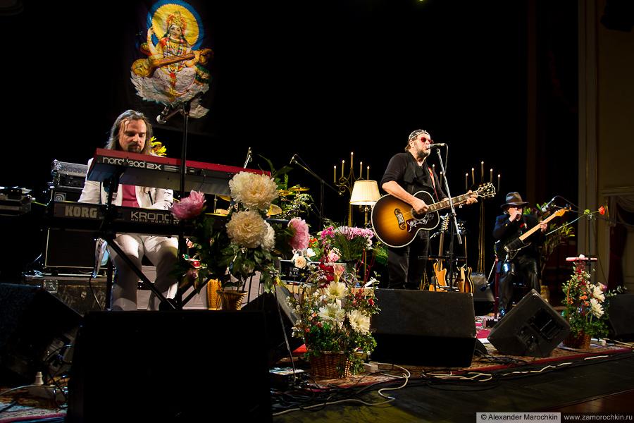 Группа Аквариум в Саранске 09.02.2013