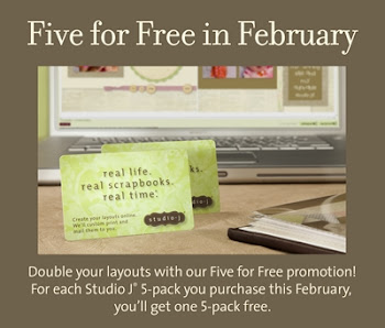 Close to My Heart Monthly Specials