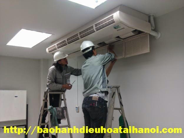Sửa điều hoà tại nhà ở Hà Nội | có bảo hành giá rẻ