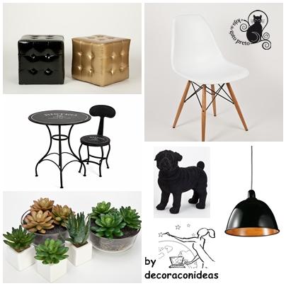 I d e a a loja do gato preto decoraci n - La loja del gato ...
