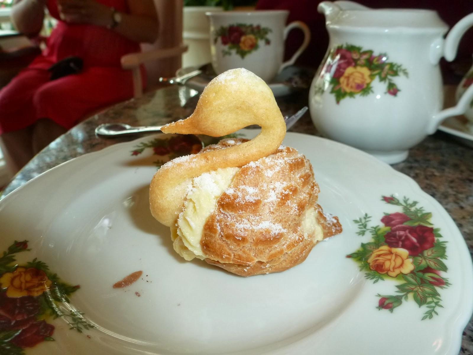 High tea afternoon tea at grand floridian s garden view tea room