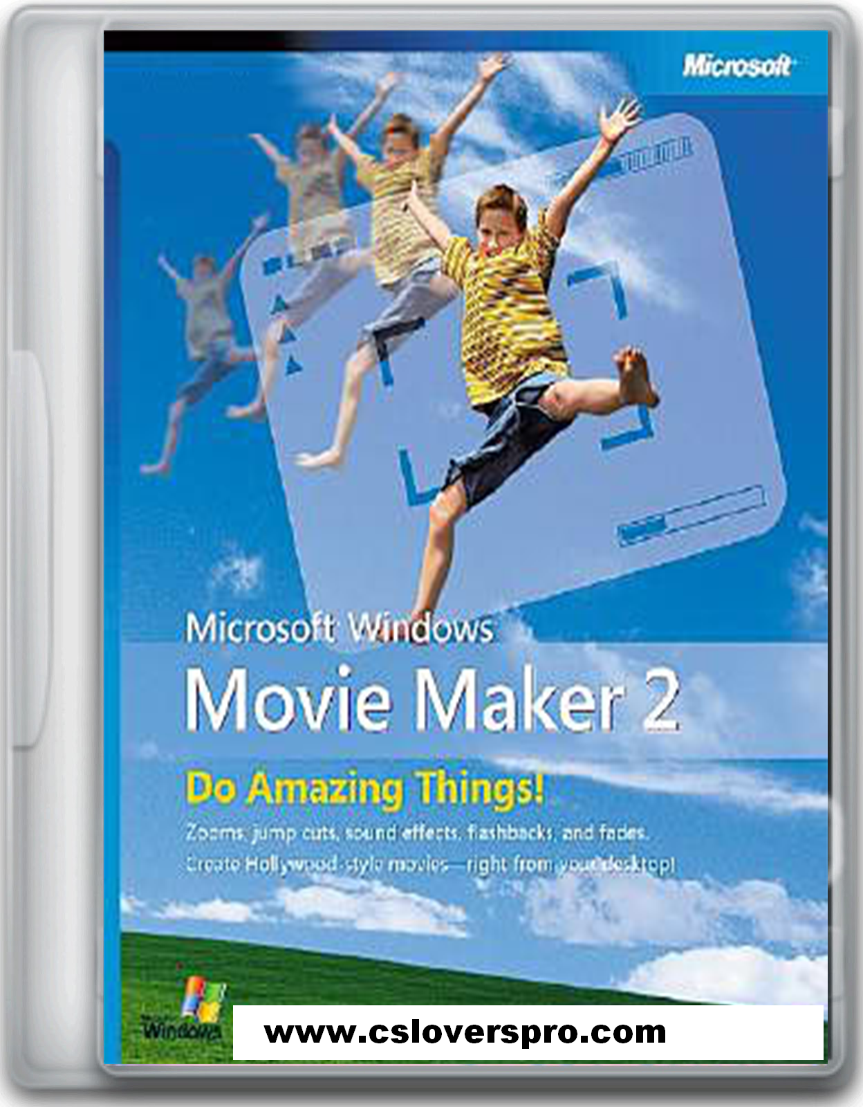 Microsoft Windows Movie Maker for Windows 7 Free Download ...