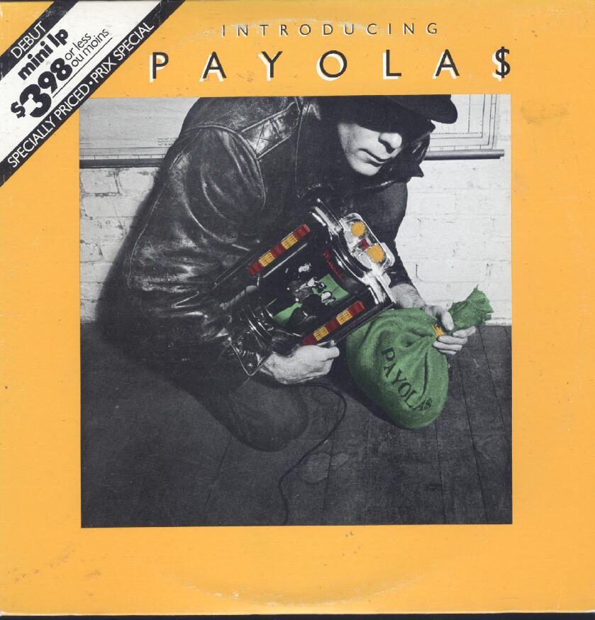 Psycho Cybernetic Payola Introducing Payola 1980