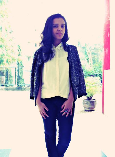 Candyvioleta Indian Fashion Blog Indian Fashion Blogger