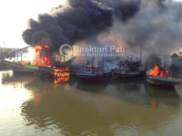 Tragedi Kebakaran 6 Kapal Juwana Menyisakan Misteri