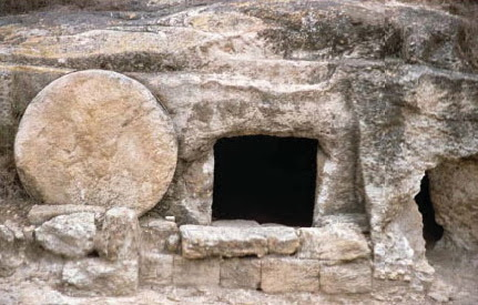 สุสานฝังศพของพระเยซู