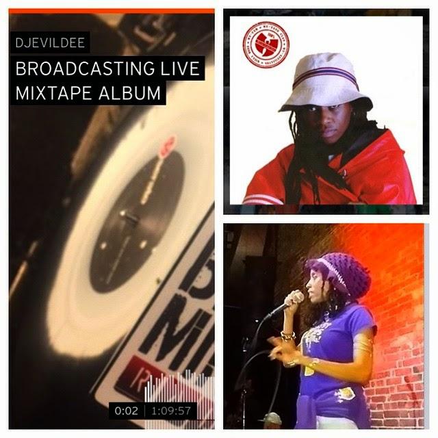 Broadcasting Live Mixtape 2014