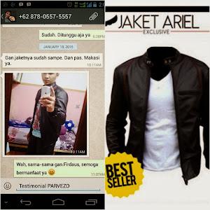 Testimonial JACKET ARIEL NOAH