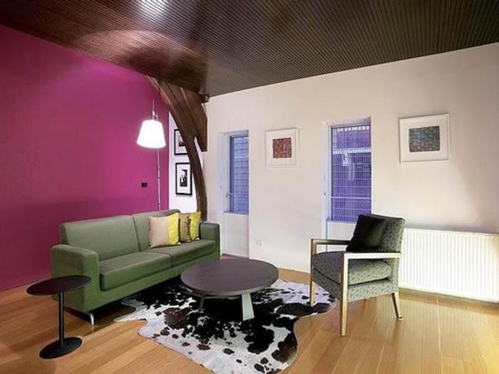 Casa master dicas basicas de pinturas for Fotos paredes pintadas
