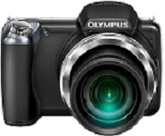 Olympus SP-810UZ Olympus Camera 14Mp, With Super Zoom 36x & HD Video Recording