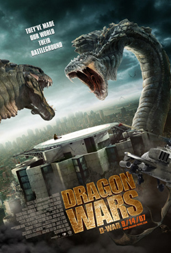 Dragon Wars 2007 poster