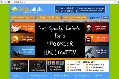 smilelabels feature on www.thekeybunch.com