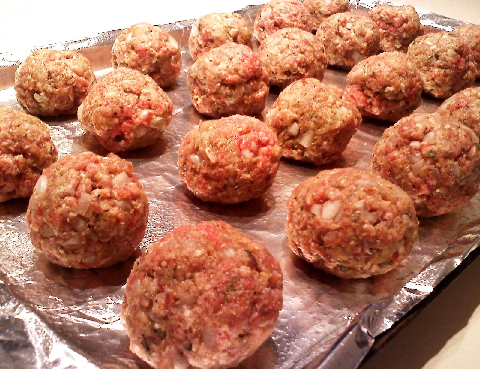 Basic Italian Meatballs Recipes — Dishmaps