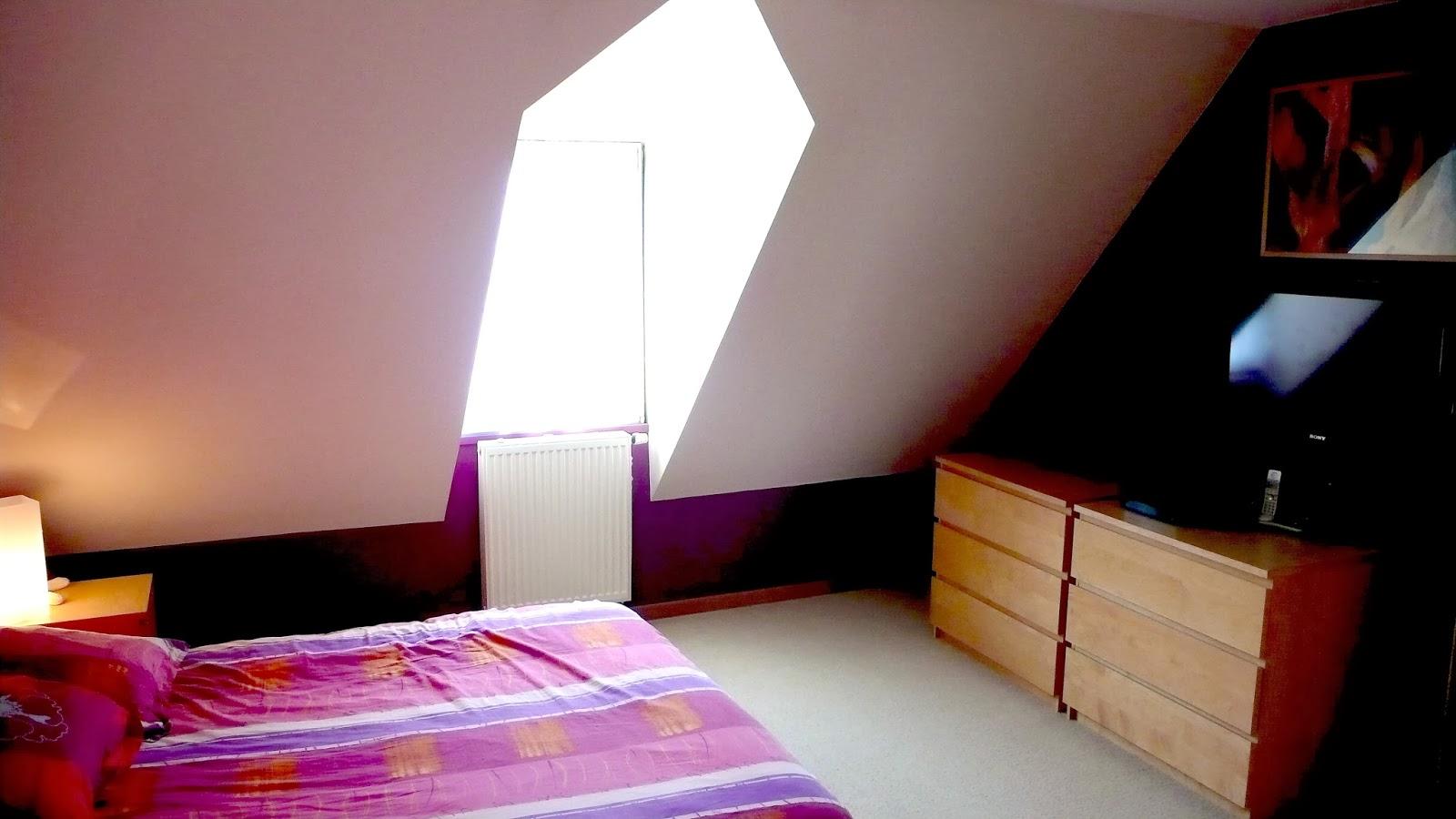 Ma maison sur bischheim la chambre coucher n 1 for Chambre commerciale 13 novembre 2013