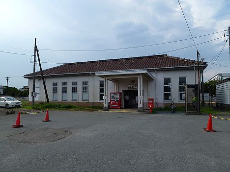 JR東海 山田上口駅